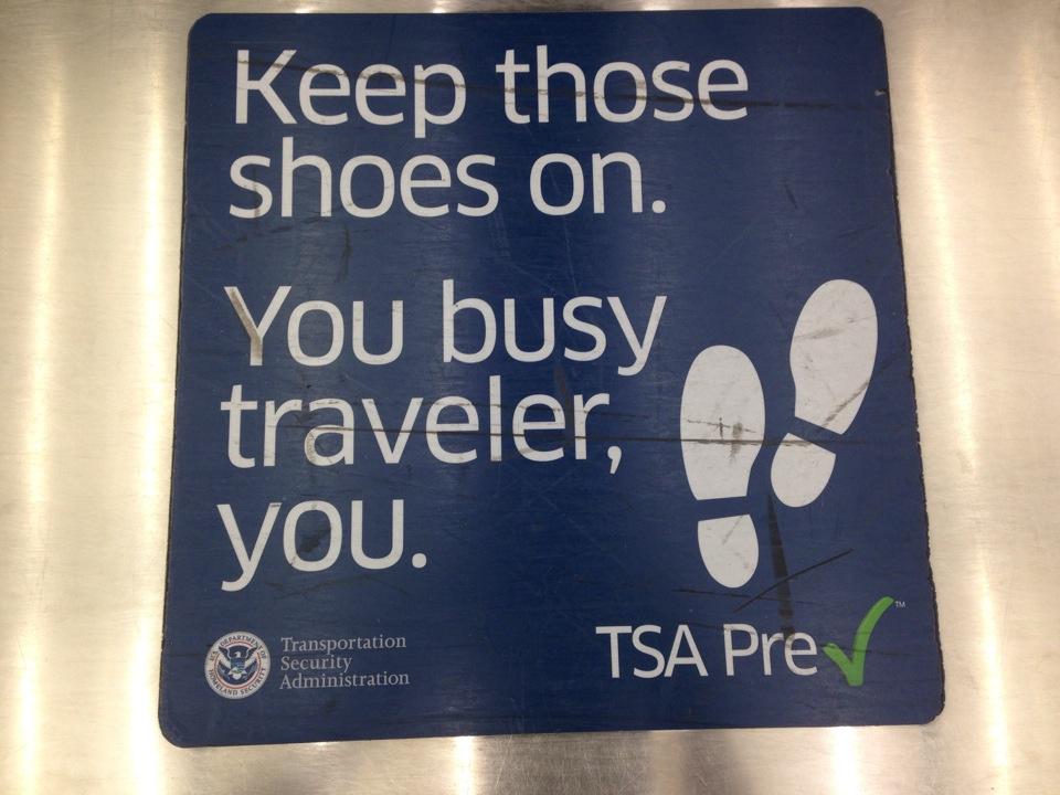 6 reasons to sign up for TSA PreCheckASAP